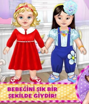 Baby Care & Dress Up - 1