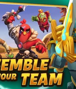 Angry Birds Legends Ekran Görüntüleri - 2