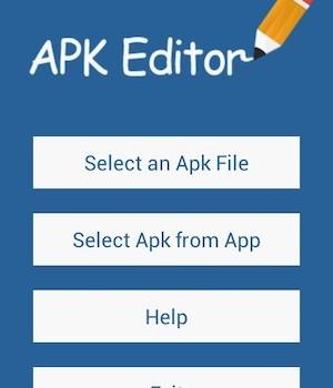 APK Editor Pro Ekran Görüntüleri - 1