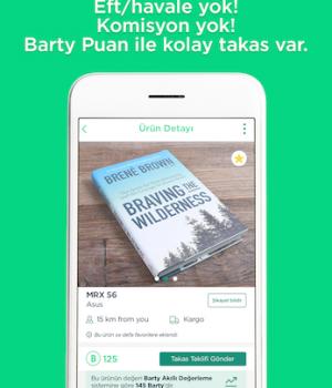 Barty Ekran Görüntüleri - 3