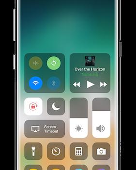 Control Center iOS 14 Ekran Görüntüleri - 2