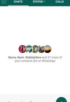 Fouad WhatsApp Ekran Görüntüleri - 2