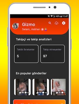 Gizmo Ekran Görüntüleri - 1