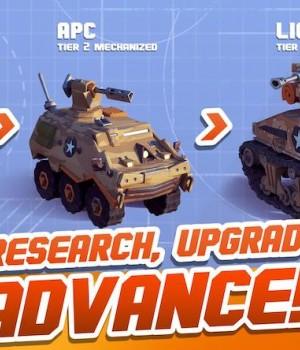 Hardhead Squad: MMO War Ekran Görüntüleri - 5