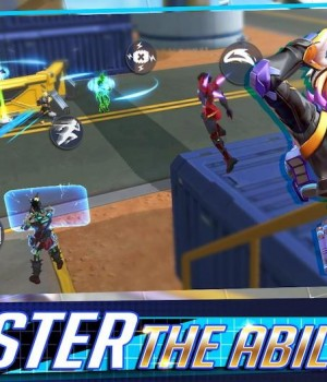 Omega Legends Ekran Görüntüleri - 3