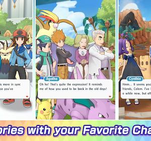 Pokémon Masters EX Ekran Görüntüleri - 6