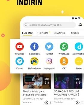 SnapTube Ekran Görüntüleri - 6