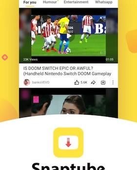 SnapTube Ekran Görüntüleri - 2