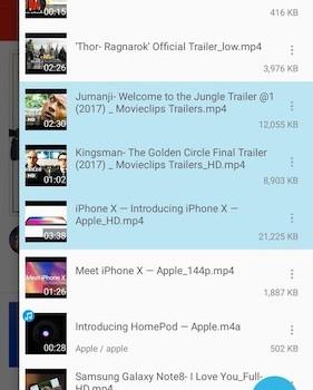 TubeMate YouTube Downloader Ekran Görüntüleri - 7
