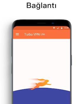Turbo VPN Lite Ekran Görüntüleri - 1