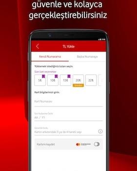Vodafone Yanımda Ekran Görüntüleri - 6