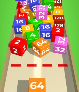 Chain Cube - 2