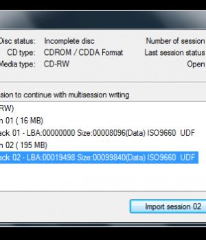 CDBurnerXP Ekran Görüntüleri - 14