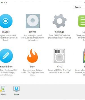 DAEMON Tools Lite Ekran Görüntüleri - 2