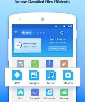 ES File Explorer Ekran Görüntüleri - 3