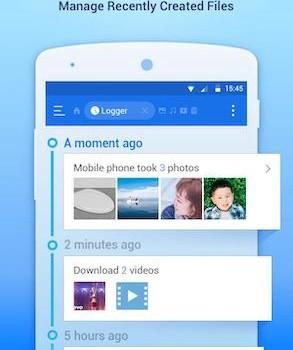 ES File Explorer Ekran Görüntüleri - 6