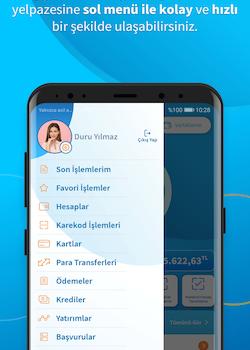 Halkbank Mobil Bankacılık Ekran Görüntüleri - 4