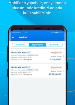 Halkbank Mobil Bankacılık Ekran Görüntüleri - 7