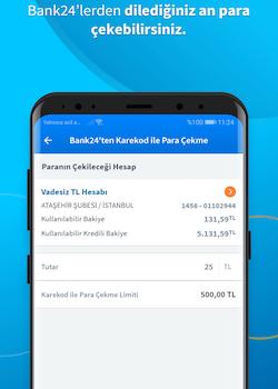 Halkbank Mobil Bankacılık Ekran Görüntüleri - 8