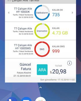 Türk Telekom Online İşlemler Ekran Görüntüleri - 4