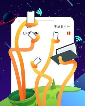 UFO VPN Ekran Görüntüleri - 6