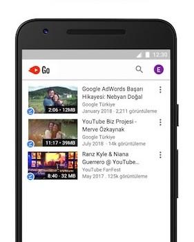 YouTube Go (APK) Ekran Görüntüleri - 4