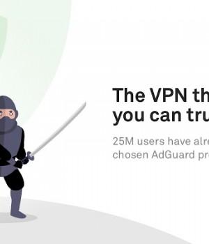 AdGuard VPN Ekran Görüntüleri - 1