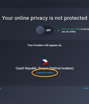 AVG VPN Ekran Görüntüleri - 4