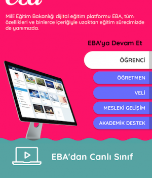 EBA Ekran Görüntüleri - 1