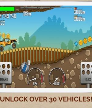 Hill Climb Racing Ekran Görüntüleri - 3