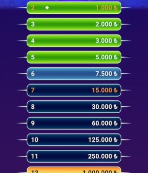 Milyoner 2020 Ekran Görüntüleri - 3