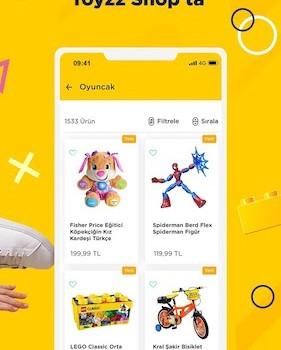Toyzz Shop Ekran Görüntüleri - 3