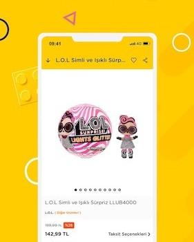 Toyzz Shop Ekran Görüntüleri - 6
