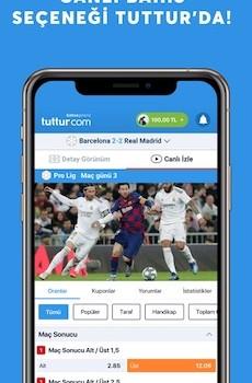 Tuttur.com Ekran Görüntüleri - 4