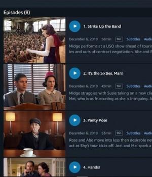 Amazon Prime Video Ekran Görüntüleri - 5