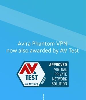 Avira Free Phantom VPN Ekran Görüntüleri - 7