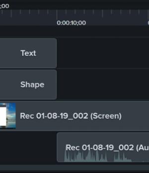 Camtasia Studio Ekran Görüntüleri - 5