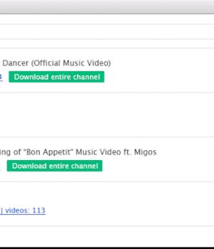 Free YouTube Download Ekran Görüntüleri - 1
