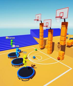 Jump Dunk 3D Ekran Görüntüleri - 2