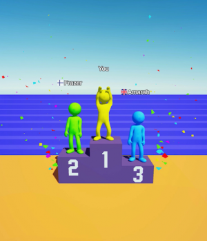 Jump Dunk 3D Ekran Görüntüleri - 4