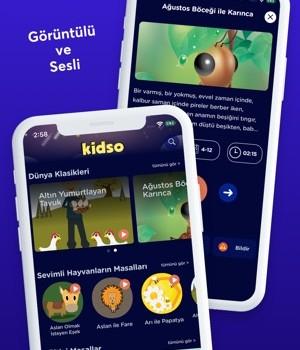 Kidso Ekran Görüntüleri - 1
