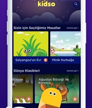 Kidso Ekran Görüntüleri - 5