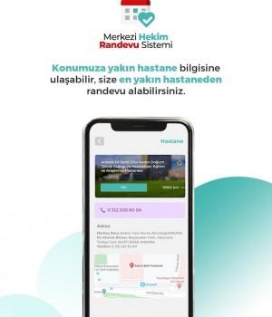 MHRS Mobil Ekran Görüntüleri - 12