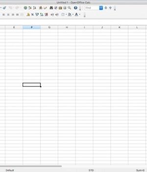 OpenOffice Ekran Görüntüleri - 3