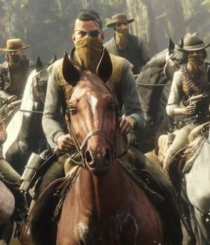 Red Dead Online Ekran Görüntüleri - 5