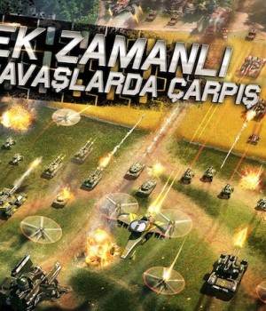 War Planet Online: Global Conquest Ekran Görüntüleri - 4