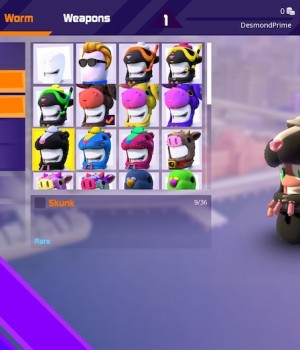 Worms Rumble Ekran Görüntüleri - 5
