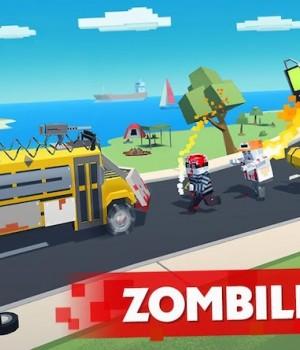 Zombie Derby Pixel Survival Ekran Görüntüleri - 1