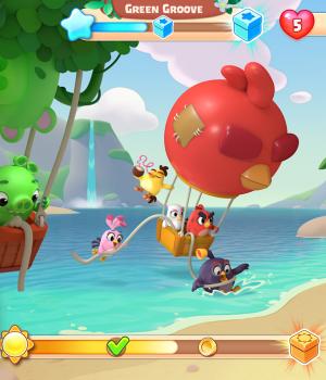 Angry Birds Journey Ekran Görüntüleri - 1