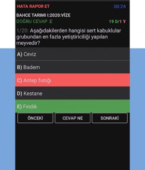 AÖF Plus Ekran Görüntüleri - 2